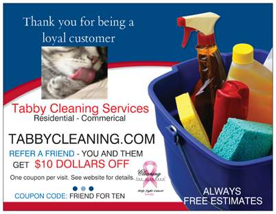 Specials - House Cleaning Services - St Louis maid services - Fenton